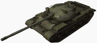 T-62A - World Of Tanks