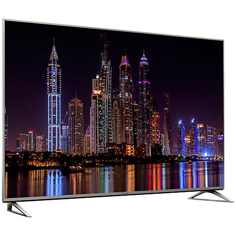 "Buy Panasonic Viera 40DX700B LED HDR 4K Ultra HD Smart TV, 40"" With Freeview Play, Built-In Wi-Fi"