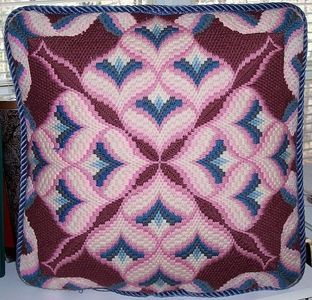 How to Stitch Bargello Needlepoint thumbnail