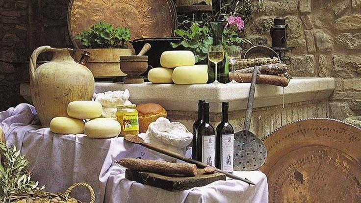 Genuine Food and Beverage in Italian Marche Region