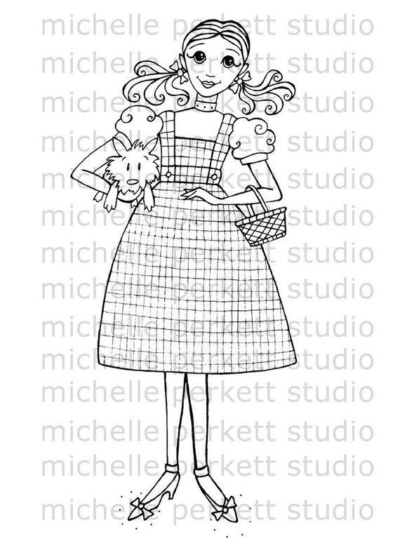 toto coloring pages - photo#23