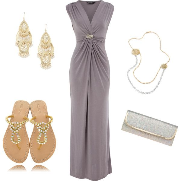 Wedding Guest, created by alanad23 on Polyvore