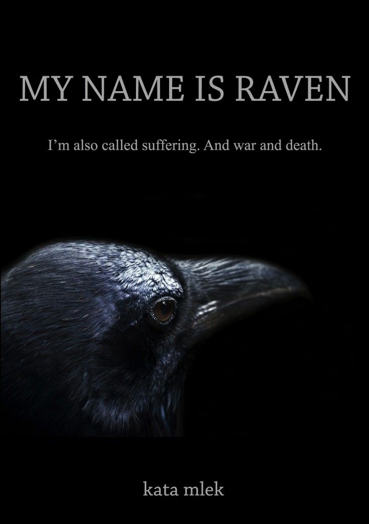 Read for Free - My Name Is Raven - Katarzyna Mlek (EN)