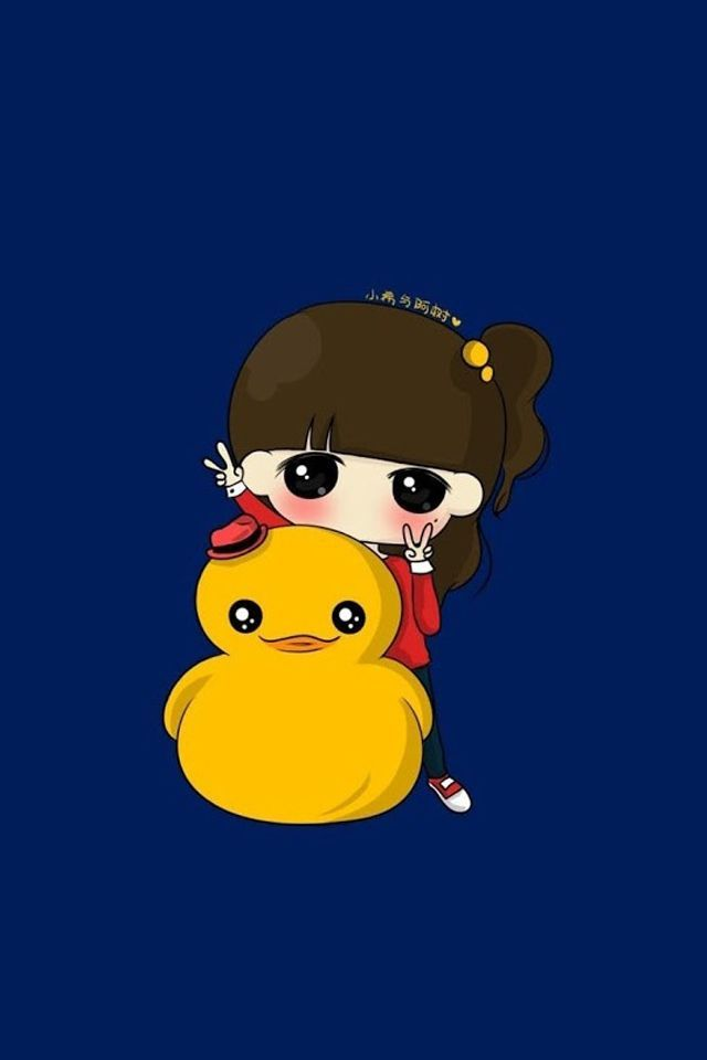Funny Duck Wallpaper HD