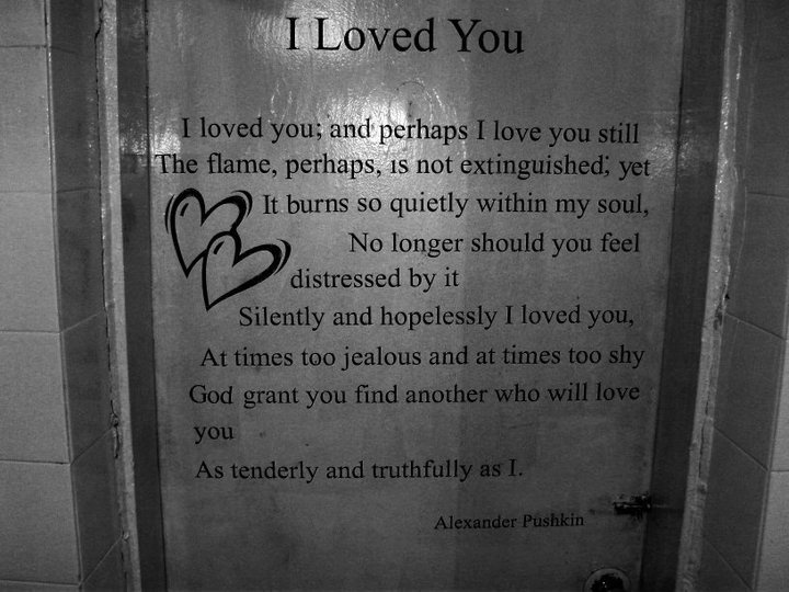 I Love You Quotes Russian : Alexander Pushkin Quotes and Words Pinterest
