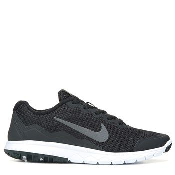 Nike Flex Experience RN 4 Wide Running Shoe Black/White