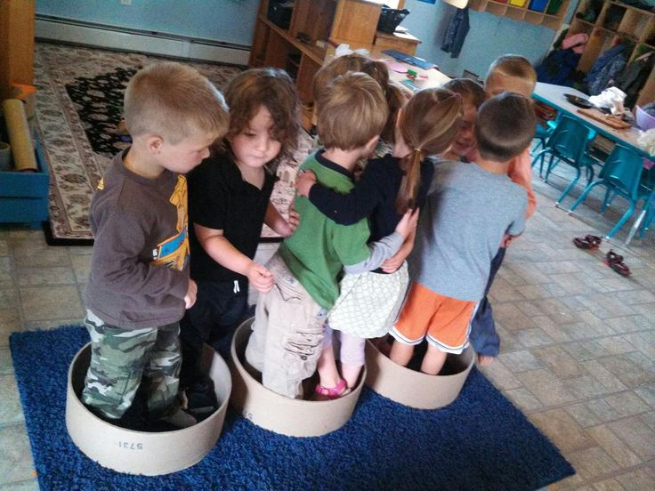 includes a LINK to additional Pre-K COOPERATIVE GAMES.....Growing Inch By Inch: Cooperation Island Game