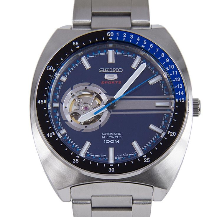 Chronograph-Divers.com - Seiko 5 Sports Automatic Open Heart Stainless Steel Case 24 Jewels Male Watch SSA327J1 SSA327, $197.00 (https://www.chronograph-divers.com/seiko-5-sports-automatic-open-heart-stainless-steel-case-24-jewels-male-watch-ssa327j1-ssa327/)