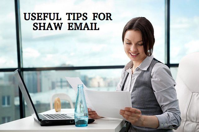 Steps on how to sign in and password recovery to Shaw email account