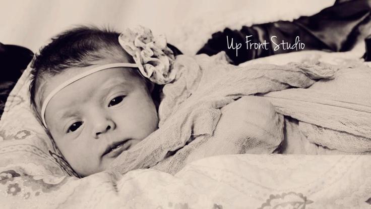 Fan favorite for Isla's Newborn Session!   © 2012 Up Front Studio
