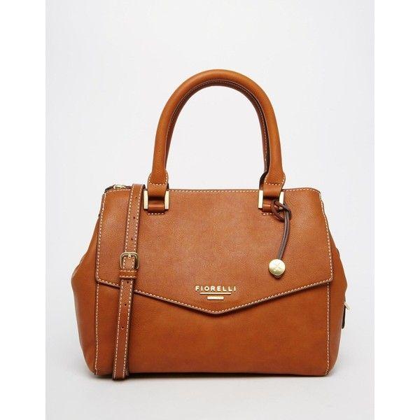 Fiorelli Mia Grab Tote Bag ($60) ❤ liked on Polyvore featuring bags, handbags, tote bags, tan, tan tote handbags, tan handbags, tote handbags, fiorelli handbags and tan purse
