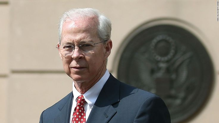 Dana Boente, the acting head of the Justice Department's national security division and the US Attorney for the Eastern District of Virginia, has been picked to become the new FBI general counsel, according to a source familiar with the move.