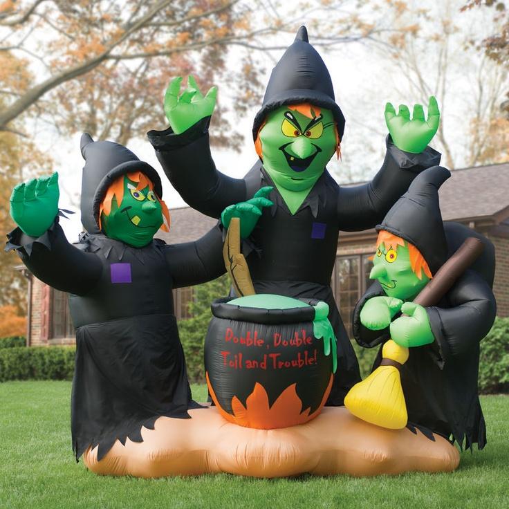Epic #halloween outside decoration