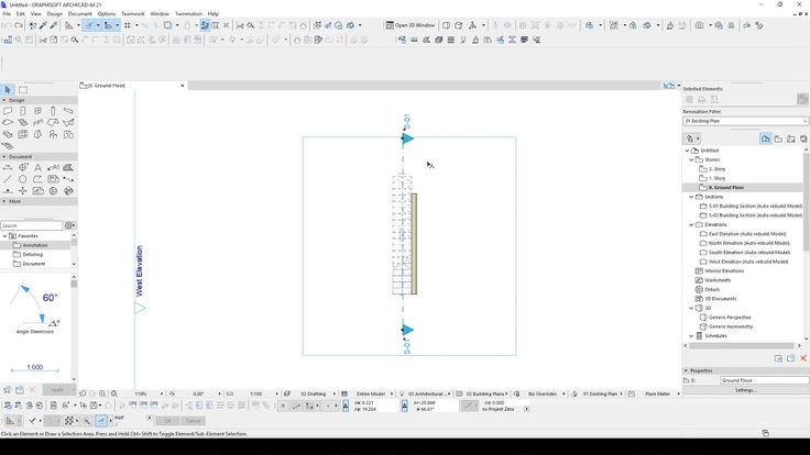 REVIT 2018 VS ARCHICAD 21 Comparison Stair Workflow 2 Numering treads on...