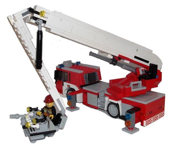 lego fire engine instructions 60002