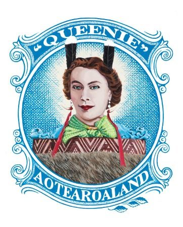Queenie by Lester Hall for Sale - New Zealand Art Prints
