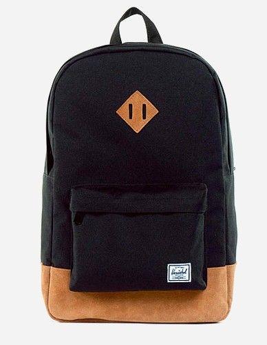 Herschel - Heritage Backpack black