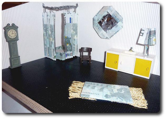 geldgeschenke basteln geldscheine falten origami. Black Bedroom Furniture Sets. Home Design Ideas