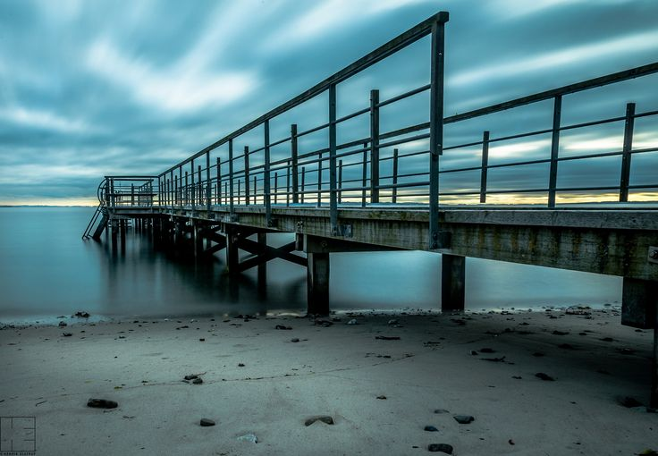 Just a jetty II - Just a jetty, took a slightly overcast day, with Lee Filter 10…