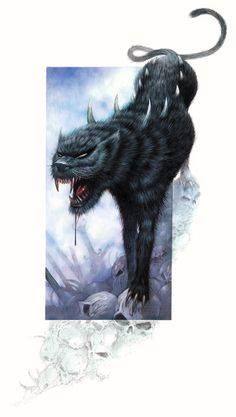 Panther Demon Amazing Ideas