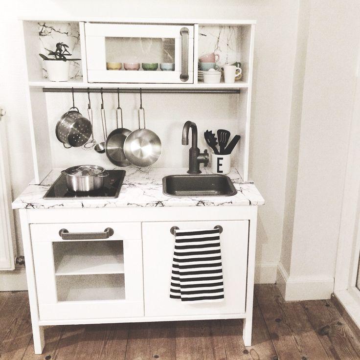 IKEA duktig kitchen DIY - IKEAhack