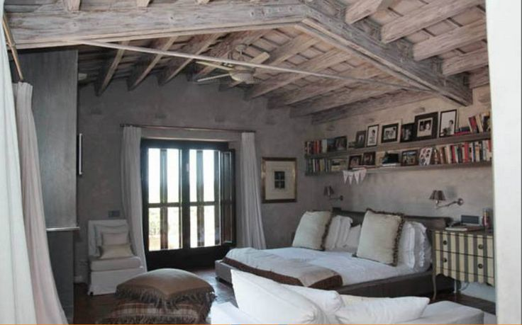 Catalan typical rural architecture building. Mas Cassa, En Pals, Espana
