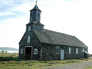 iglesia chilota