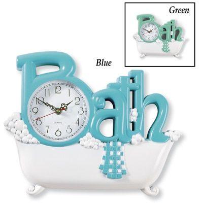 Bathroom Wall Clock