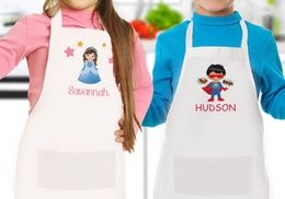 Groupon - One, Two, or Four Custom Kids' Aprons from Monogram Online (Up to 83% Off) . Groupon deal price: $5