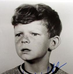 Johnny Whitaker from Family Affair (1960s)