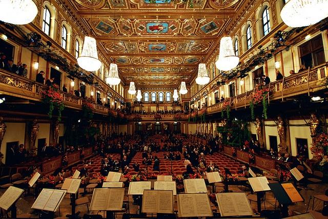 Golden Hall by kubse, via Flickr