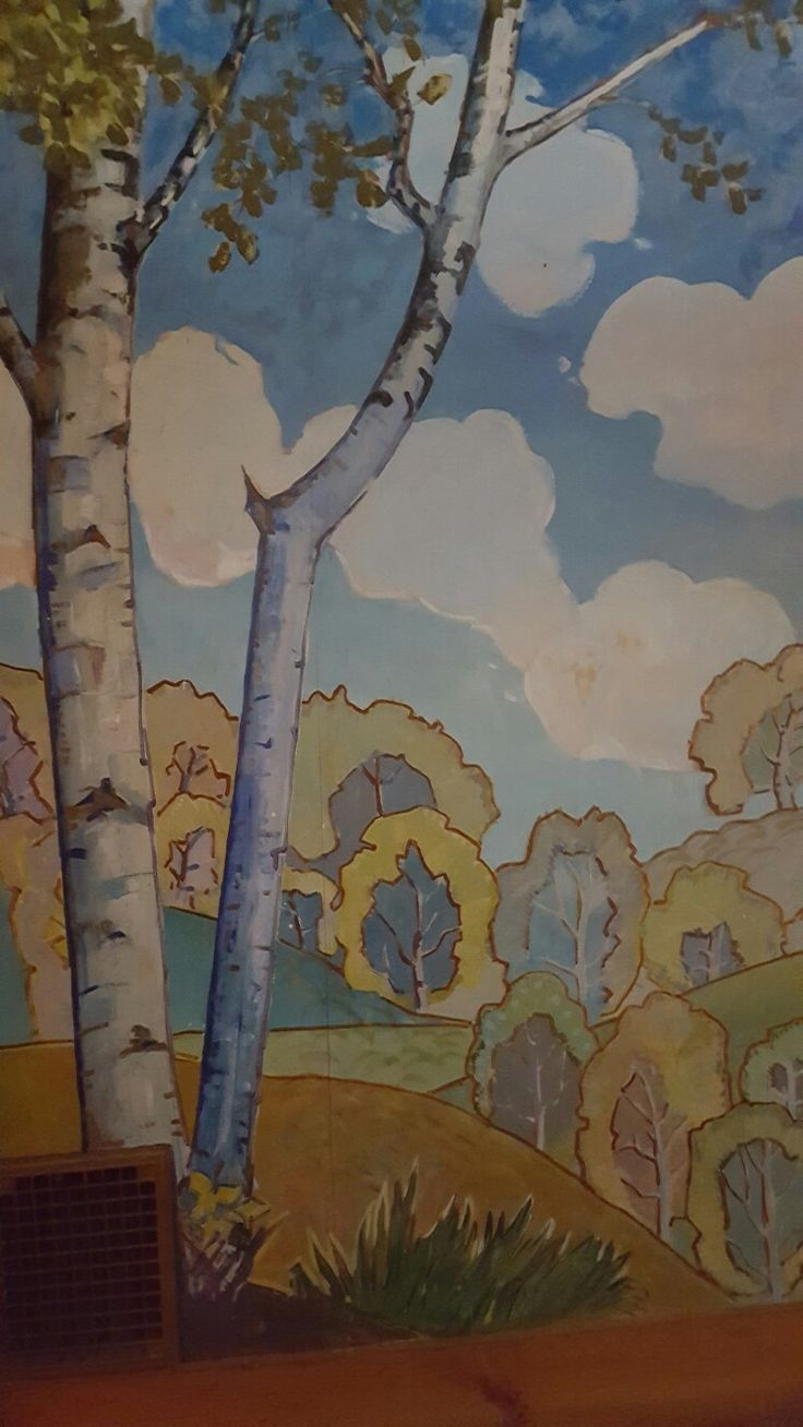 1000 ideas about birch tree mural on pinterest tree for Birch trees wallpaper mural