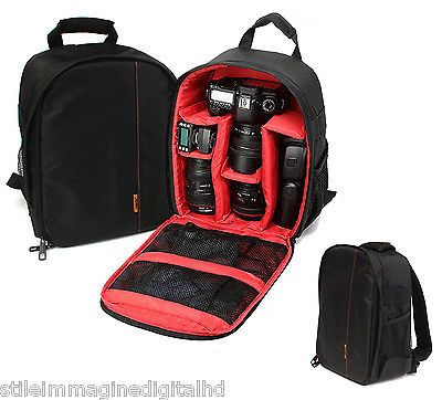Bag #backpack #camera camcorder room bag #compatible canon nikon sony italy,  View more on the LINK: http://www.zeppy.io/product/gb/2/112174482588/