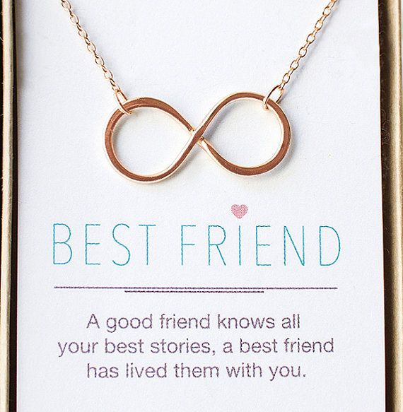 Rose Gold Infinity Necklace, Infinity Necklace, Minimal Necklace, Rose Gold Necklace Dainty, Rose Gold Necklace Chain, Infinity Charm N286