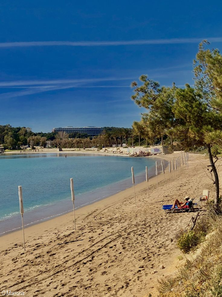 Akti Beach,Vouliagmeni,Athens,Greece