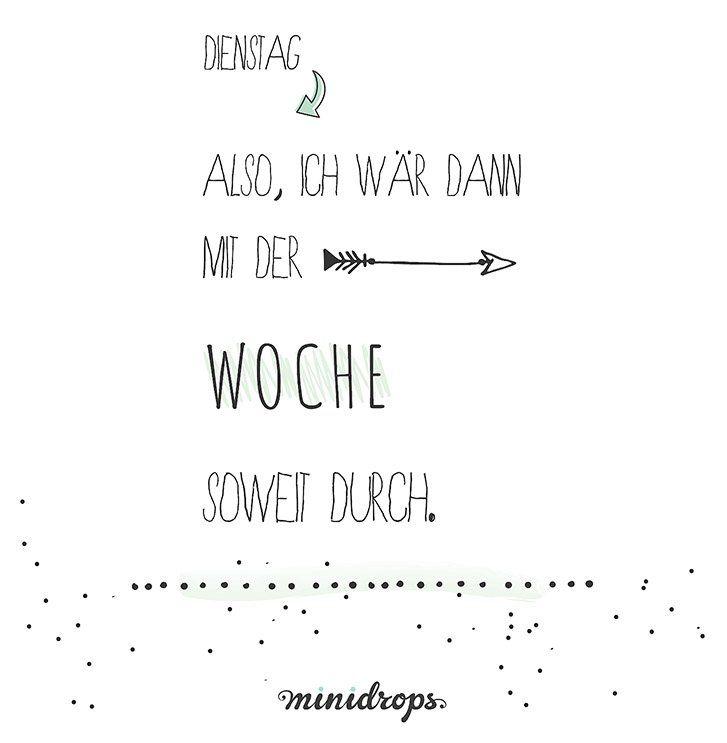 Geht es dir auch so :) . #minidrops #spruch