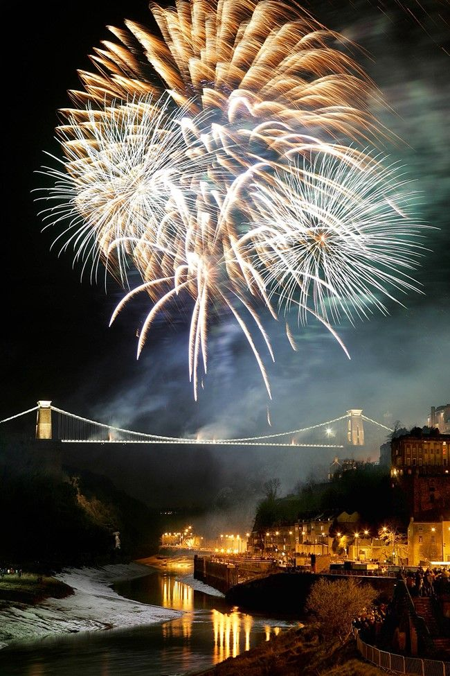 The opening on this day 8th December, 1864 of Clifton Suspension Bridge over the River Avon at Bristol, designed by Isambard  Kingdom Brunel when he was just 24. There have been over 500 suicides since the bridge opened.