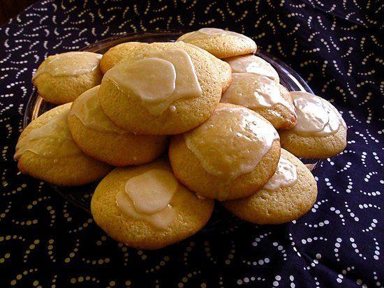 Buttermilk cookies! I subbed the lemon zest for cinnamon—yum!