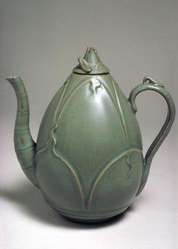 Teapot  Korea  The Asian Art Museum