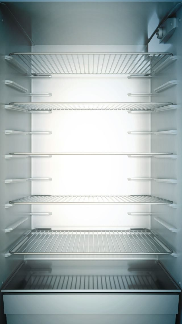 冷蔵庫 iPhone5壁紙