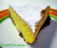 Torta quattro bontà ricettetraamiche crema latte cheesecake dessert