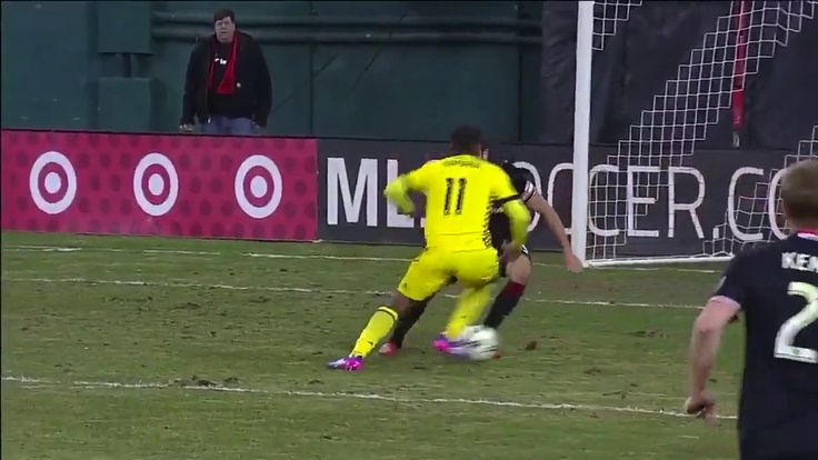 VIDEO DC United 0 - 2 Columbus Crew HIGHLIGHTS 19.03.2017 | PPsoccer