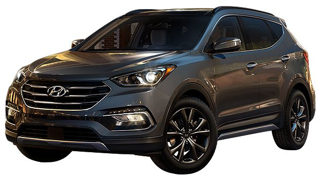 2017 Hyundai Santa Fe Sport | Hyundai Platinum Graphite
