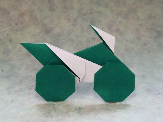 является оригами мотоцикл картинки всегда