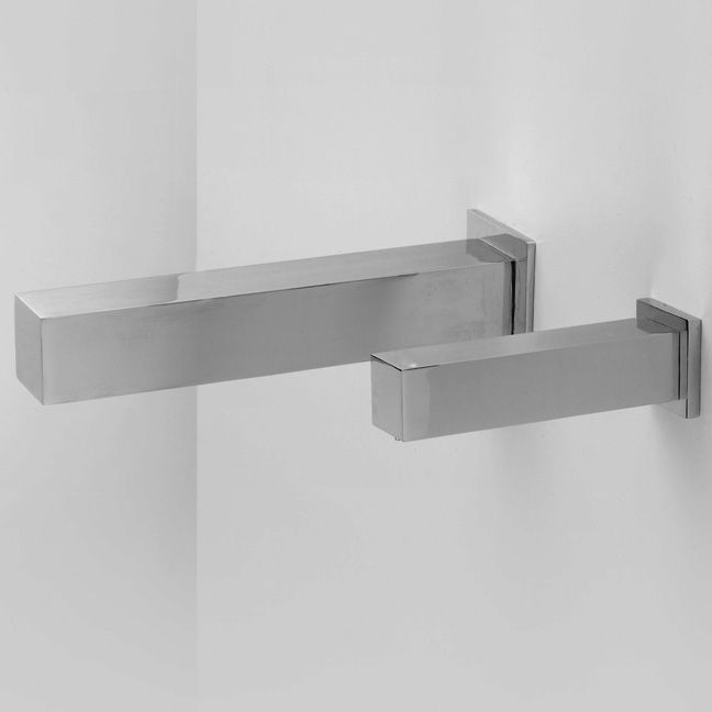 Lacava Bathroom Products | ZOOM | # EX04A (faucet), # EX02A (soap