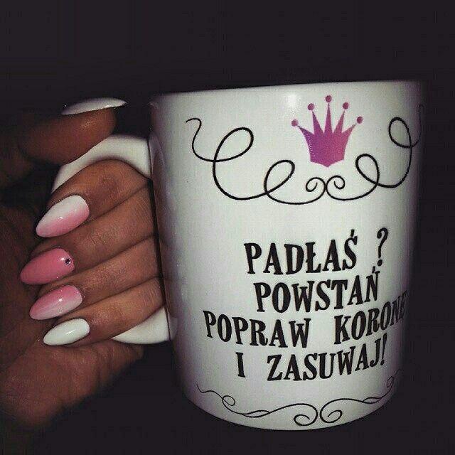 Nails by Patrycja Demichowicz, foto Maja Zajkiewicz #padłaś #poprawkorone #spnnails #inspiracje #paznokcie #cup