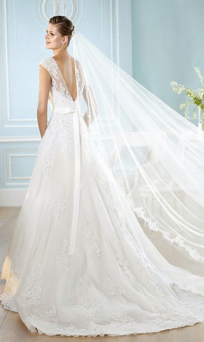 San Patrick 2014 Bridal Collection - Belle the Magazine . The Wedding Blog For The Sophisticated Bride