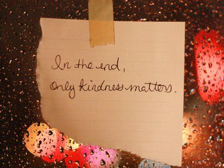 VideoAmy compiled this moving playlist of videos to explore the importance of human relationships and the power of being kind, generous, and compassionate.