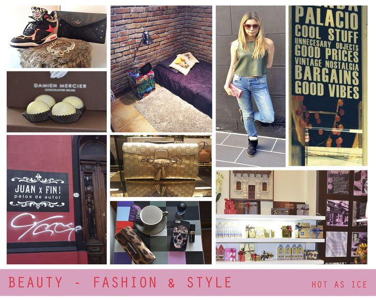 We love Design, Fashion & style. Get inspired, visit our blog www.hotasice.com/en/blog