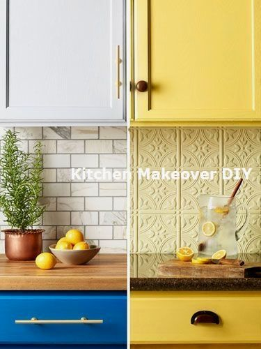 11 DIY Ideas for Kitchen Makeover 3 DIY  Do It Yourself Today